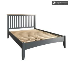 Chiltern Grey Double 4ft 6in Bed