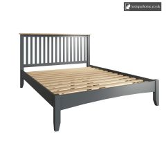 Chiltern Grey Kingsize Double 5ft Bed