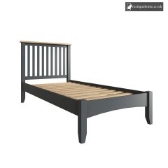 Chiltern Grey Single 3ft Bed